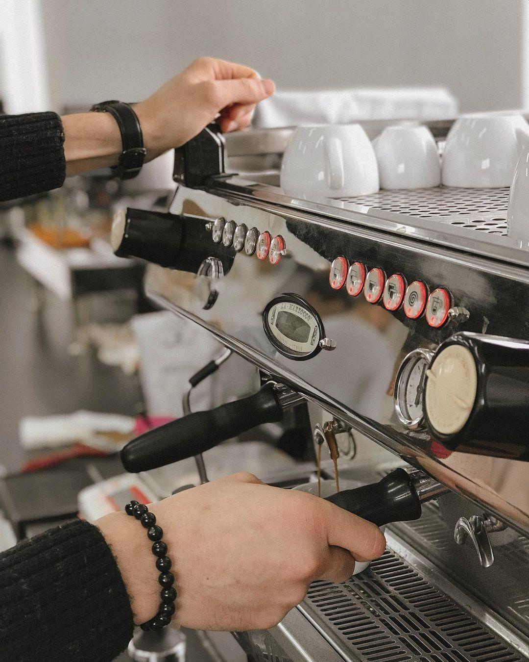 """Кофейня формата """"Кофе с собой"""""""