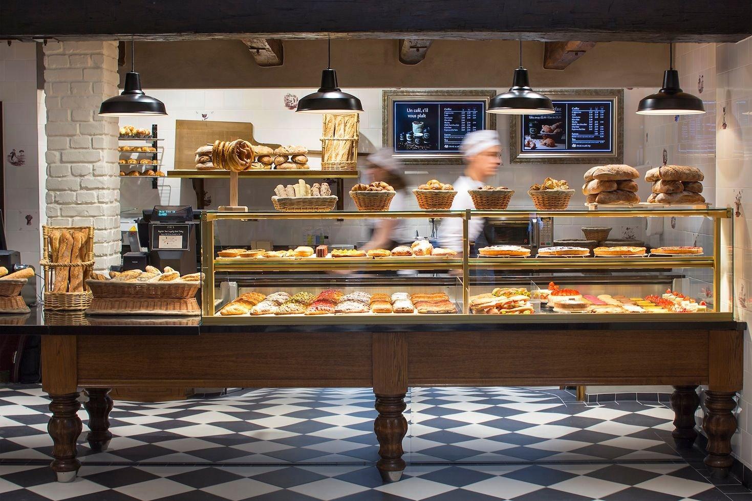Пекарня в элитном ЖК без конкурентов