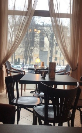 Кафе в Бизнес-Центре с постоянными клиентами