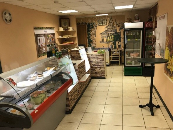 Пекарня-кондитерская на юге города с большой проходимостью