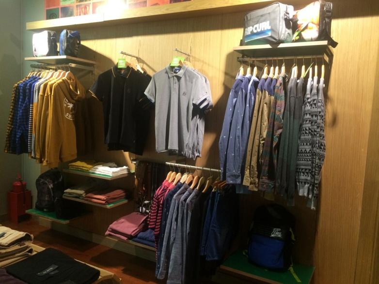 Магазин молодежной одежды. Подтверждаемая выручка