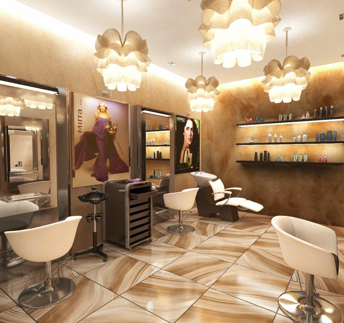 Салон красоты премиум-класс на Литейном проспекте