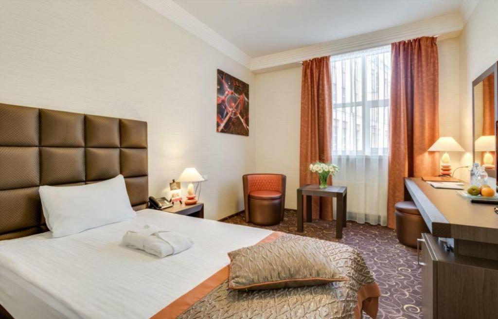Комфортабельный отель в Центральном районе