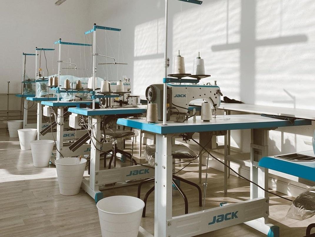 Швейное производство - медицинская атрибутика