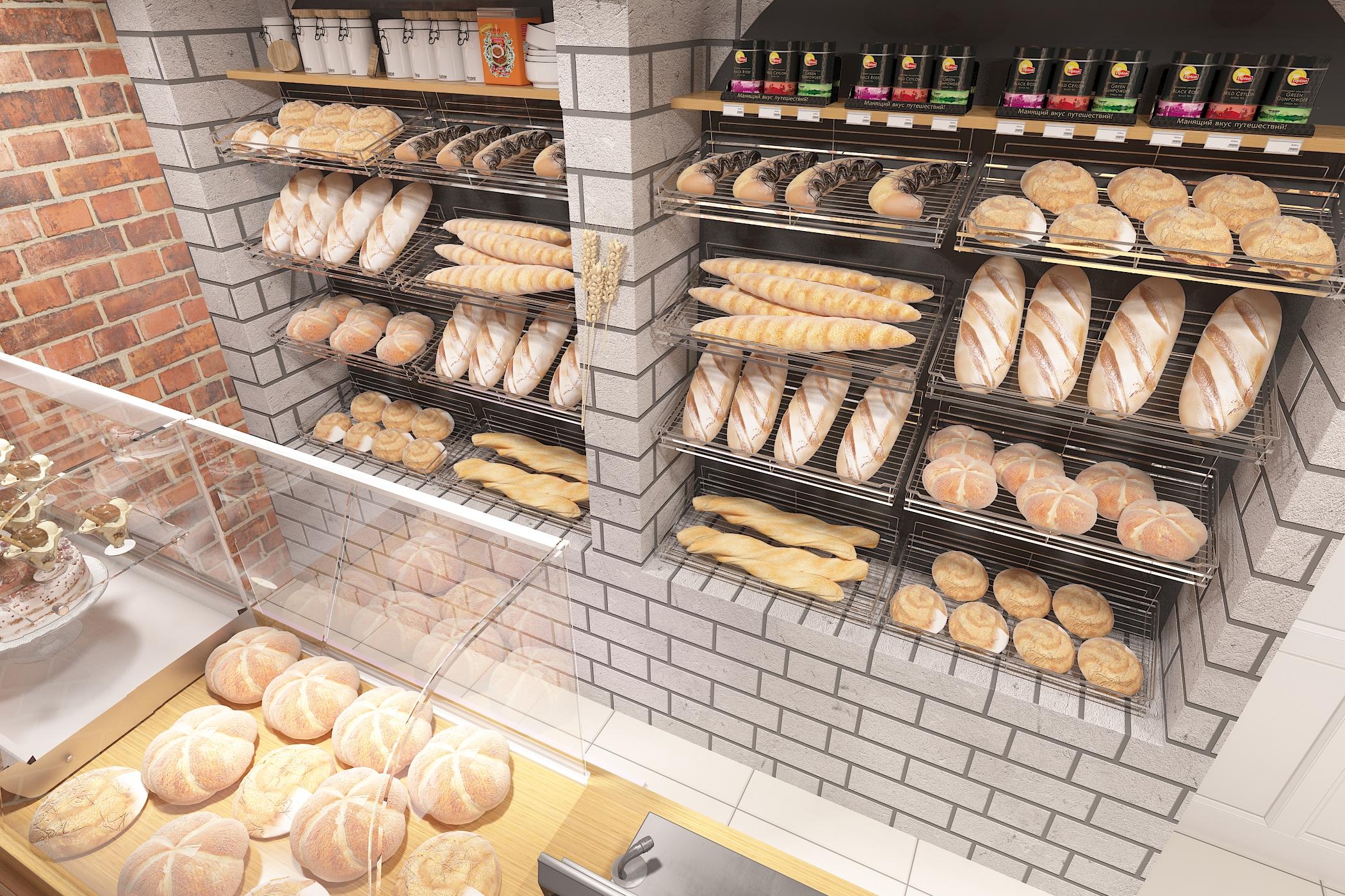 Пекарня в отличной локации с преимуществами