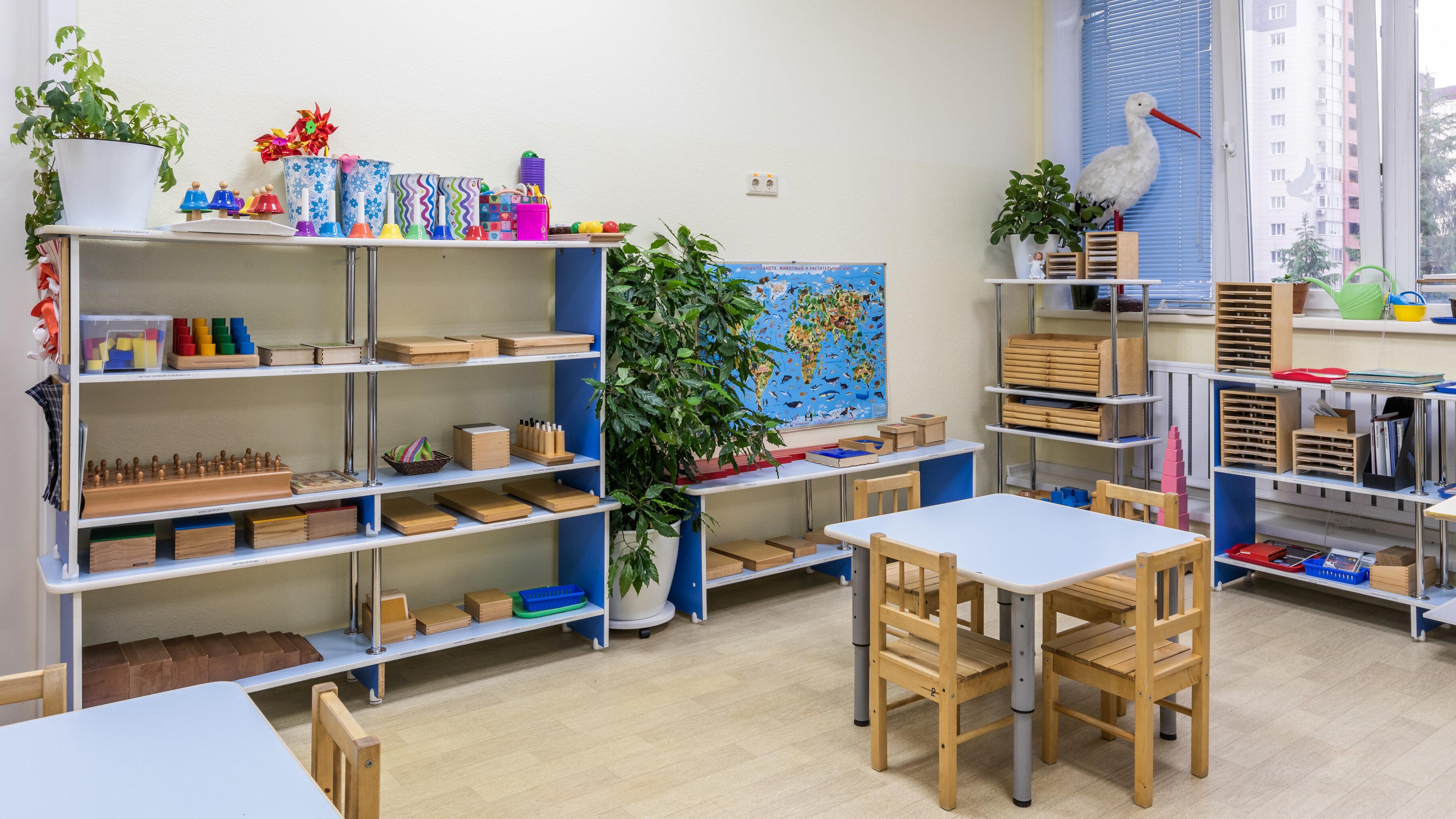 Центр развития детей/низкая арендная ставка