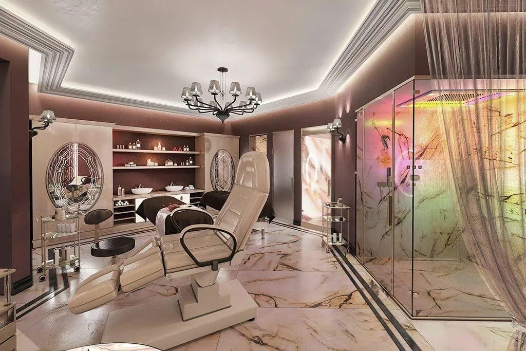Салон красоты с косметологией в центре. Лицензия