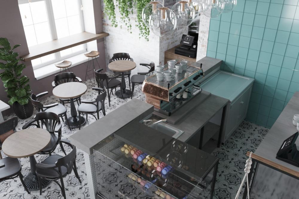 Кофейня на Московском проспекте