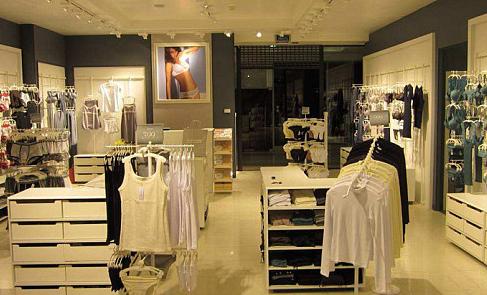 Магазин нижнего белья