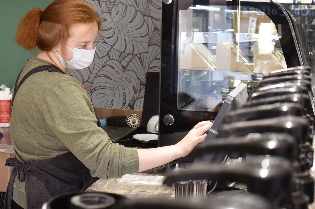 Кофейня в Кудрово