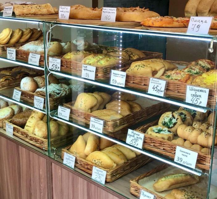 Пекарня полного цикла I Подтвержденный доход