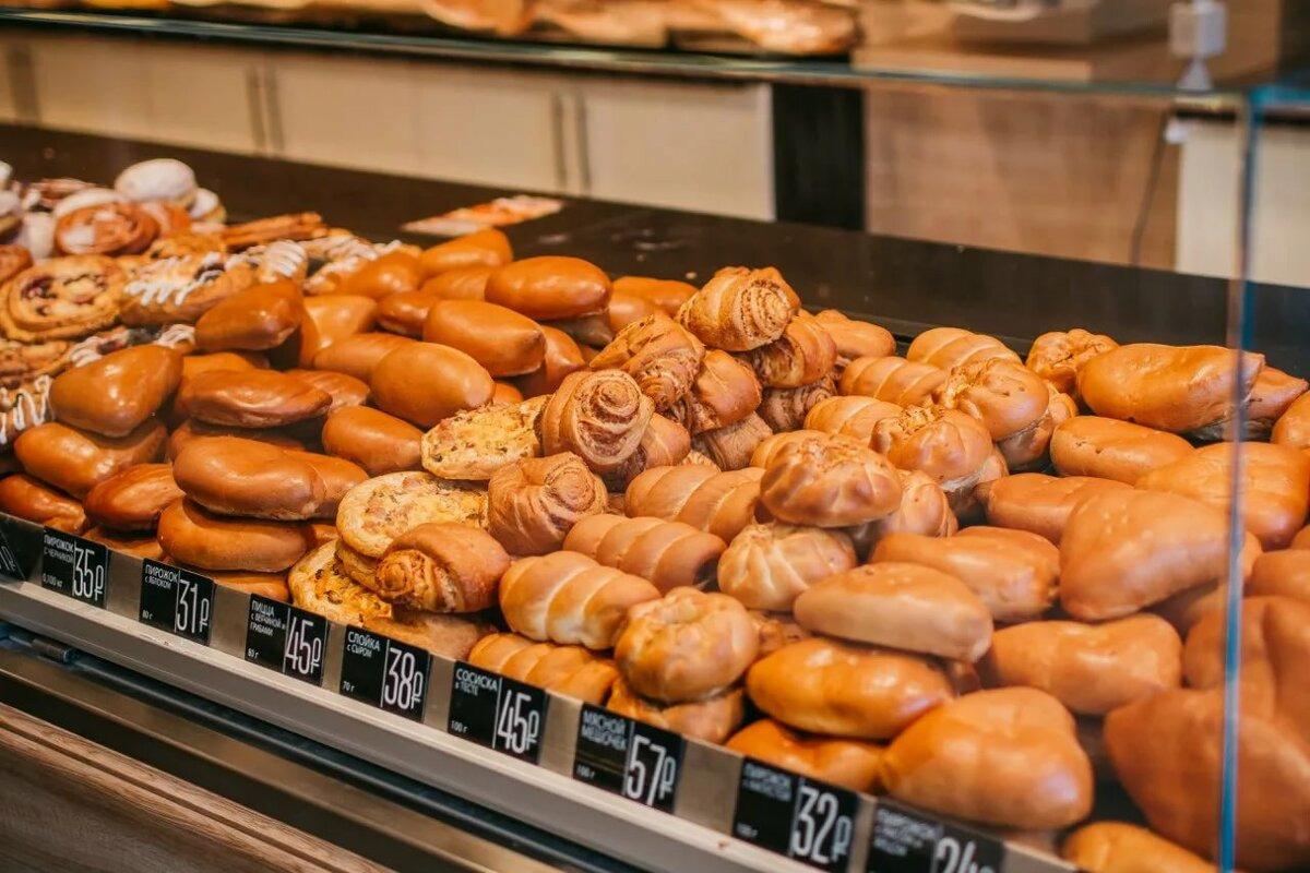 Стационарная пекарня в Купчино