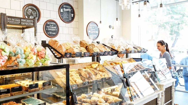 Кафе-пекарня в центре