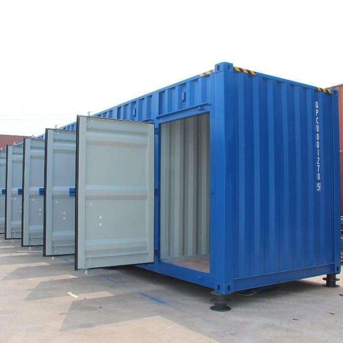 Склады индивидуального хранения 88 контейнеров