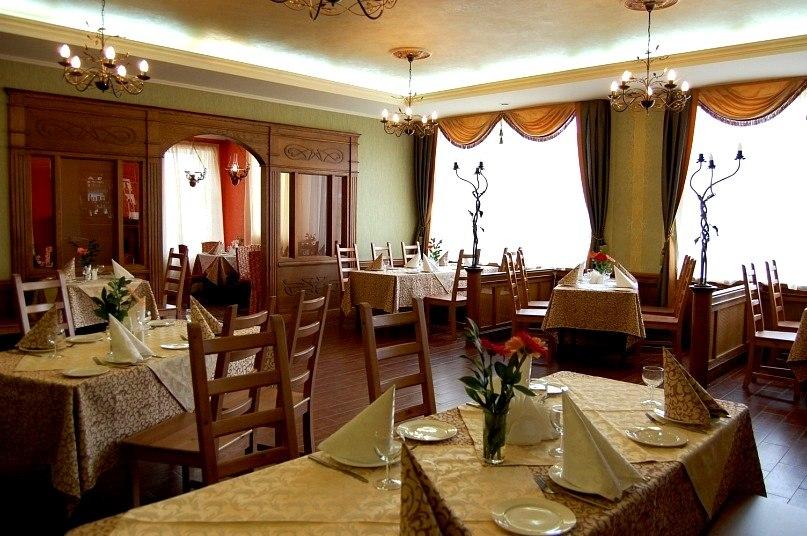 Ресторан русской кухни, 12 лет работы
