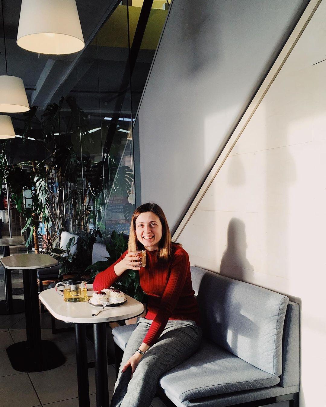 Кофейня с летней верандой