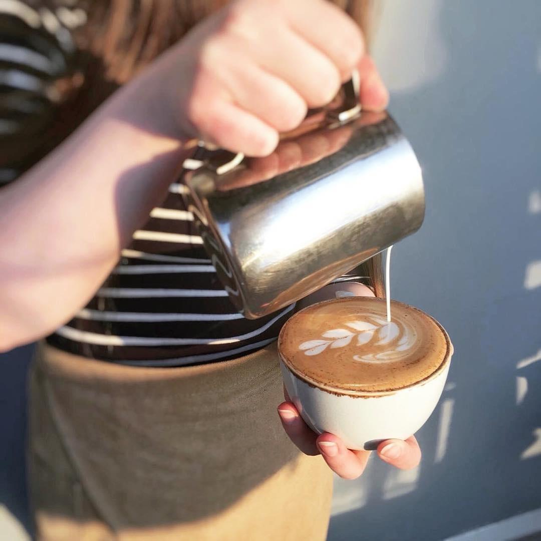 Кофе с собой в шаговой доступности от метро