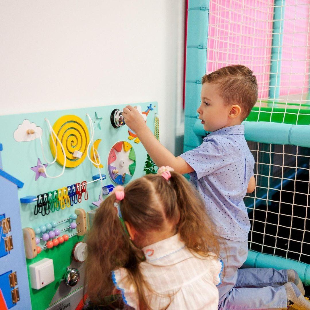 Детский центр с опытом работы более 10 лет