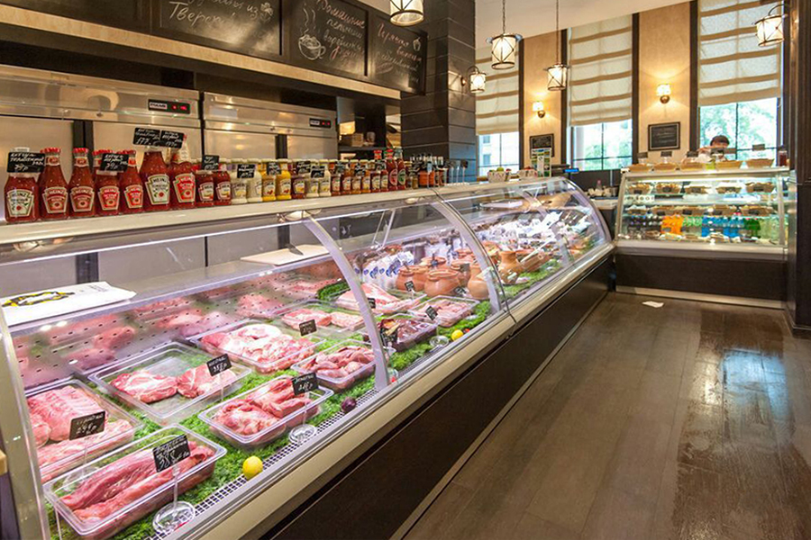 Мясной магазин с быстрой окупаемостью