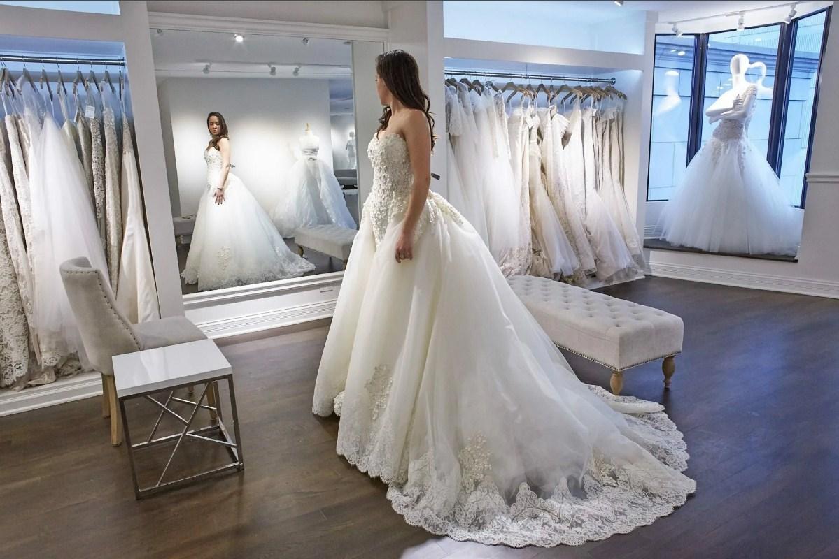 Свадебный салон с окупаемостью  в 10 месяцев