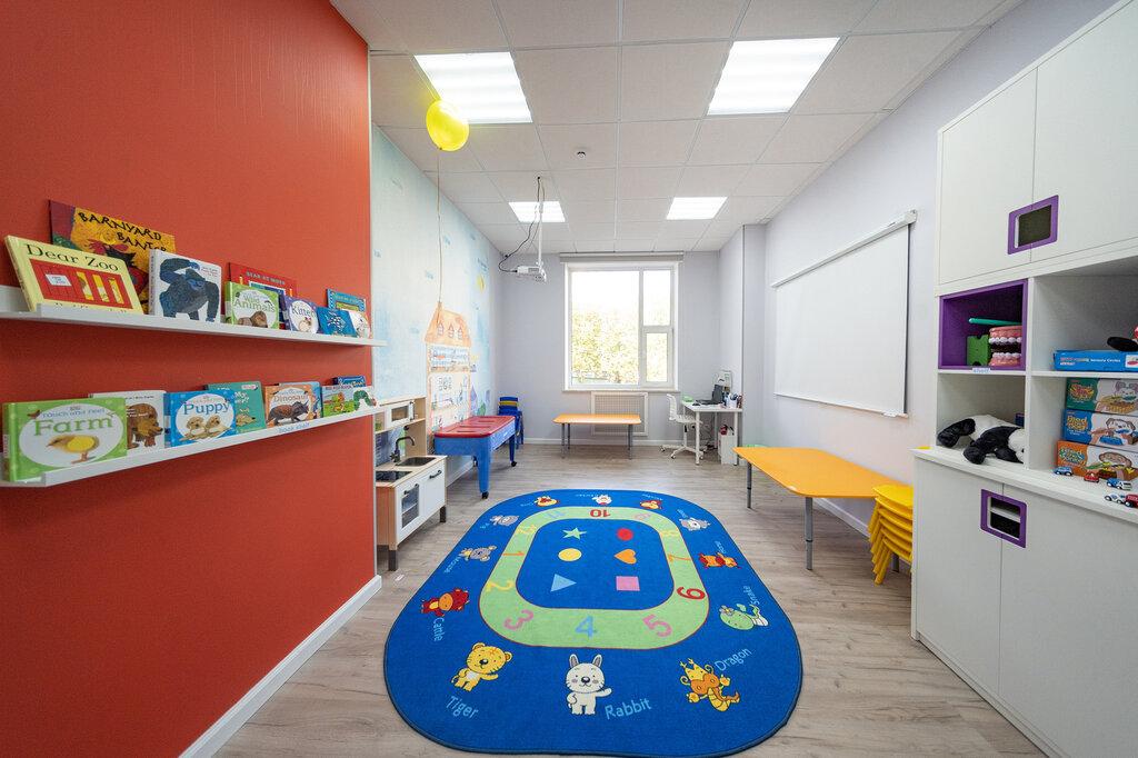 Детский сад и клуб 2 в 1