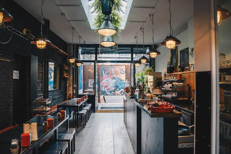 Кофейня на Садовой в собственность