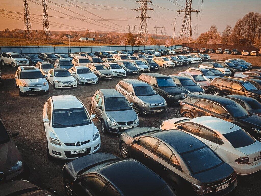 Автостоянка, аренда до 2025 года. Активы 2 млн