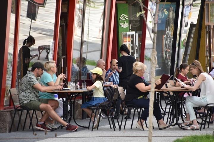 Кафе в центре с большой прибылью