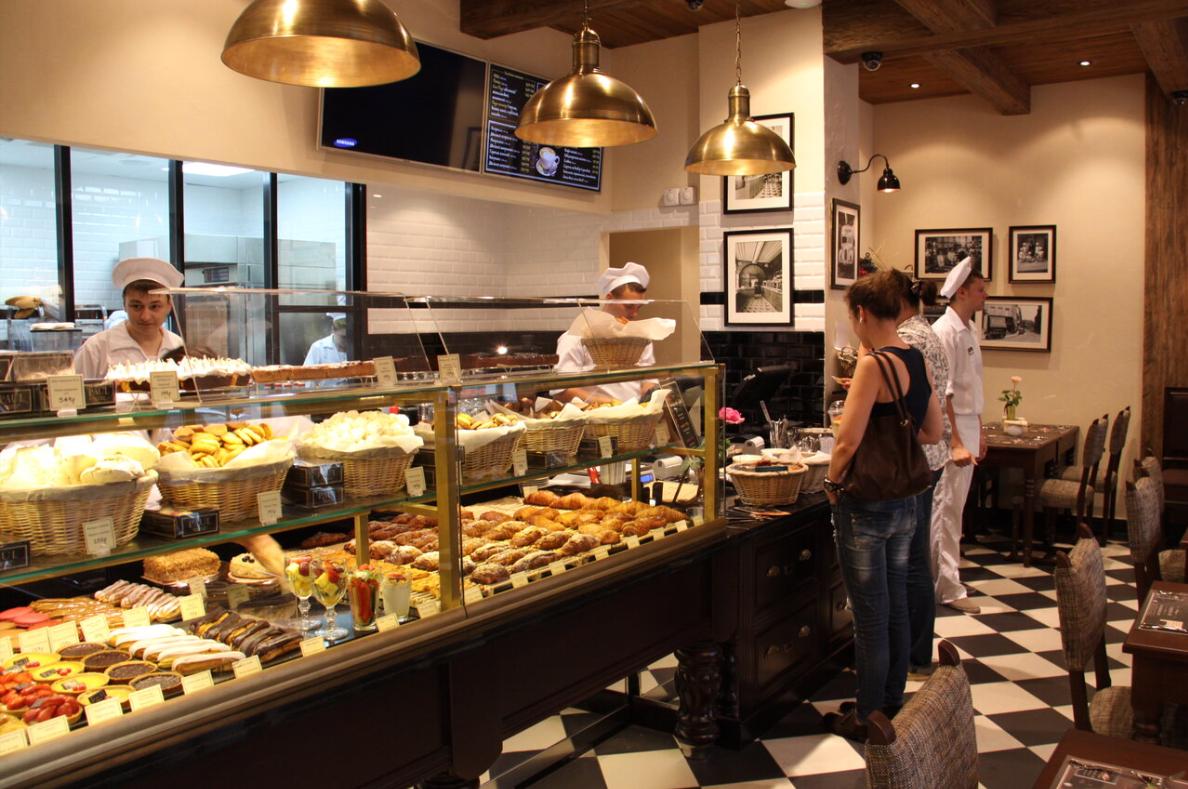 Две пекарни с дизайнерским ремонтом, 250 тыс. ч.п.