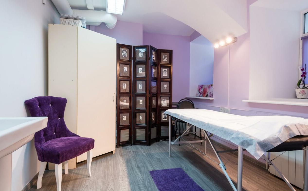 Салон красоты с дизайнерским ремонтом