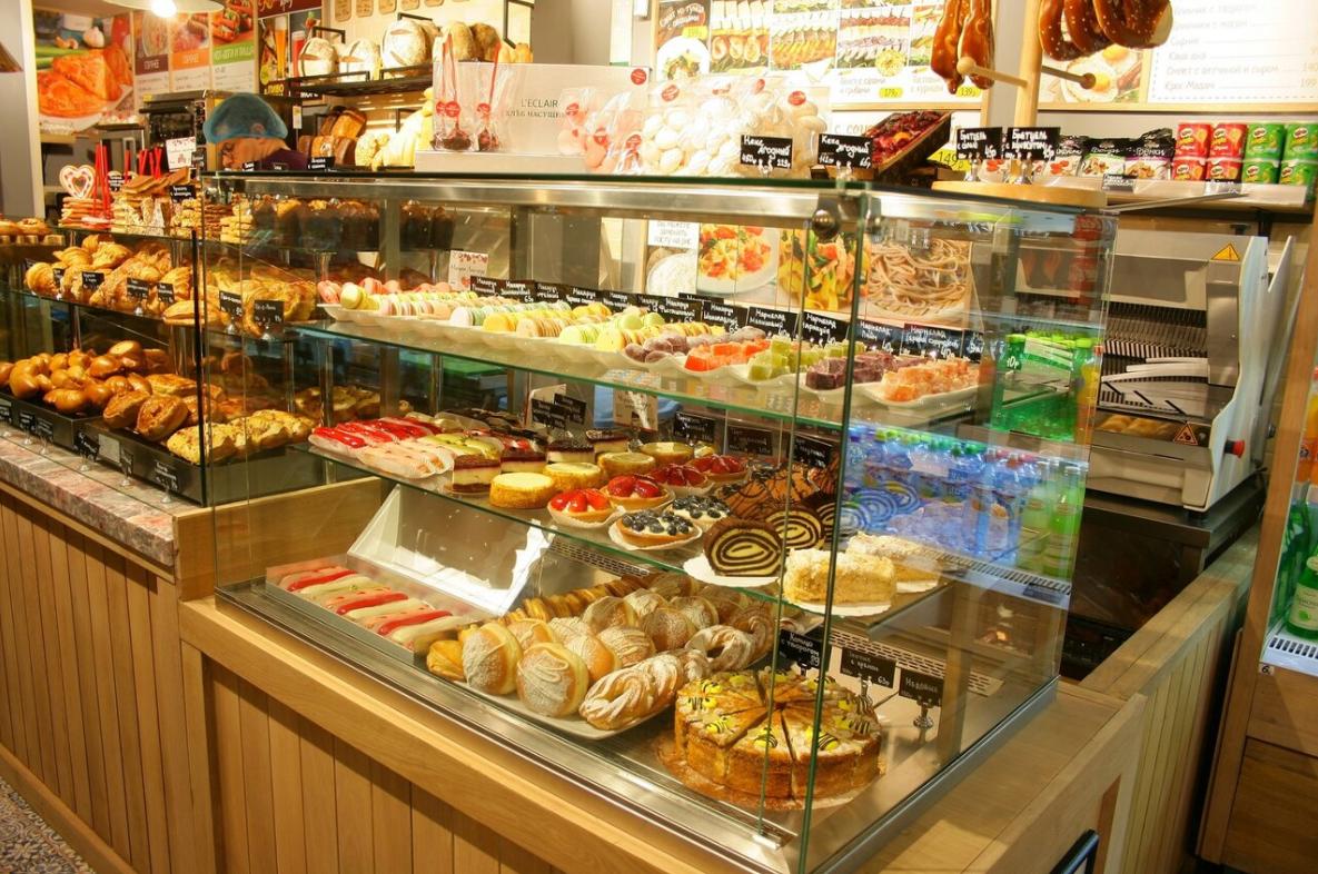 Пекарня полного цикла с историей