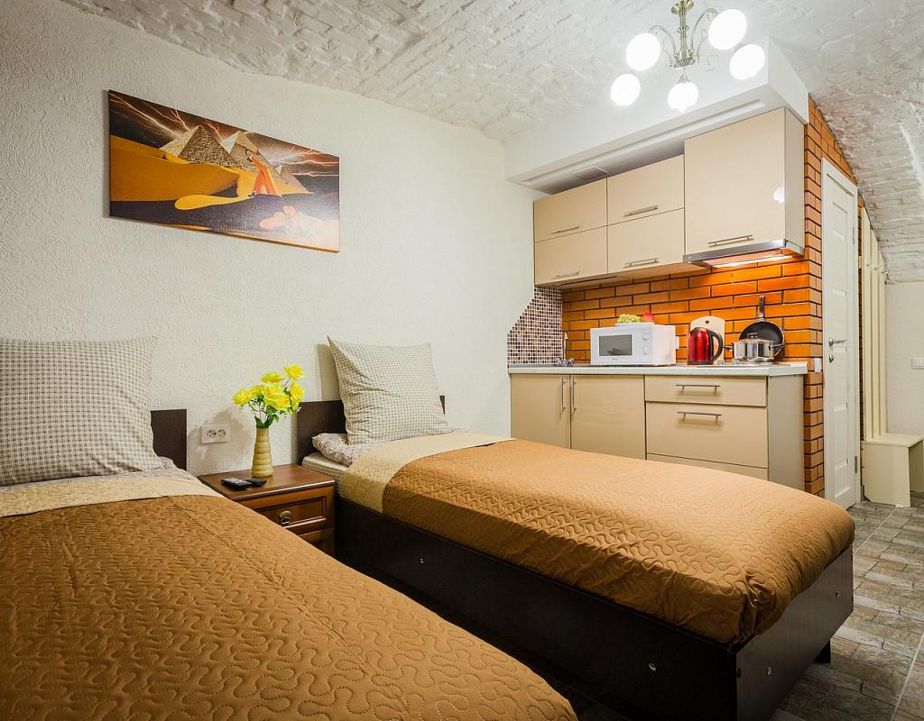 Красивые апартаменты на 6 номеров в собственность