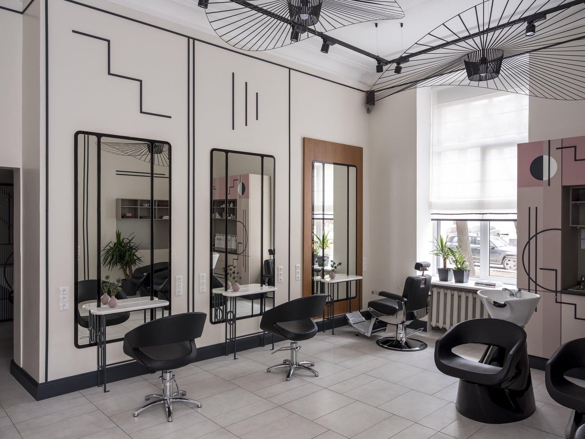 Салон красоты с клиентской базой