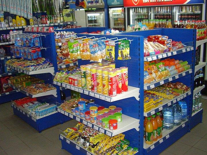 Продуктовый магазин без конкурентов