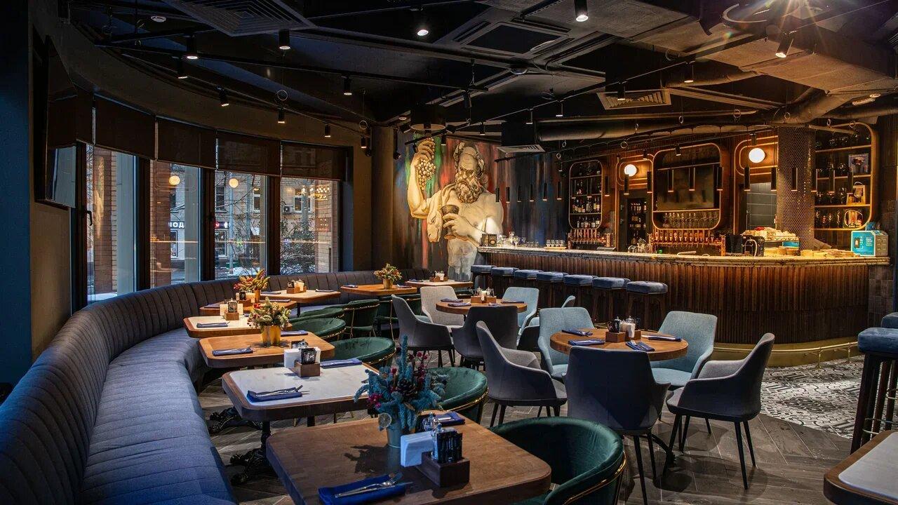 Ресторан в отличной локации