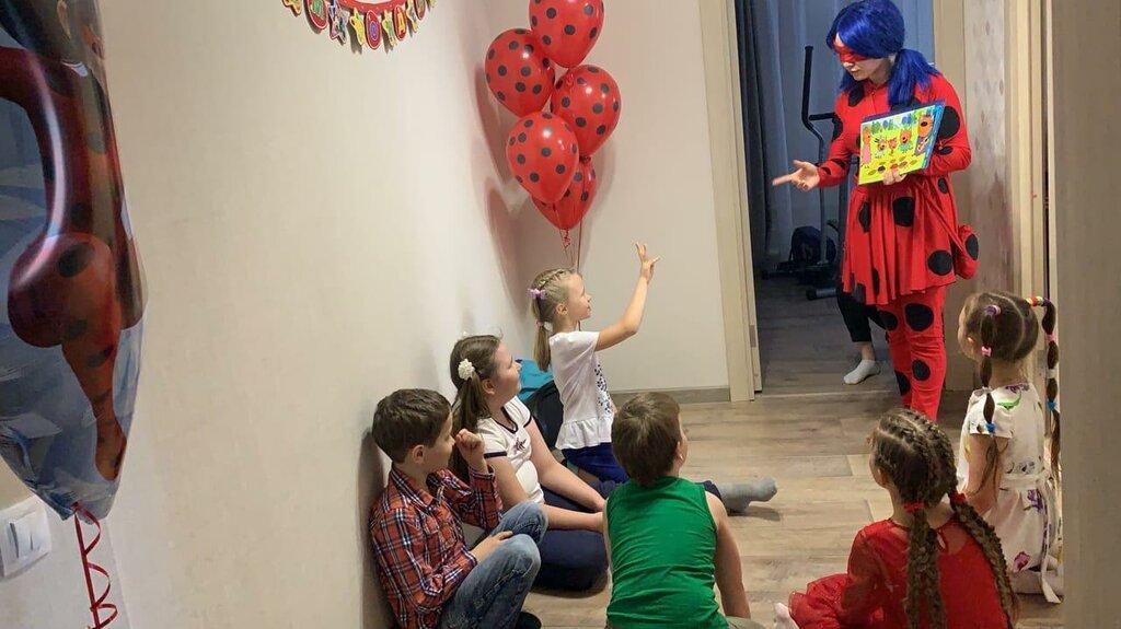 Детский арт-клуб в огромном жк