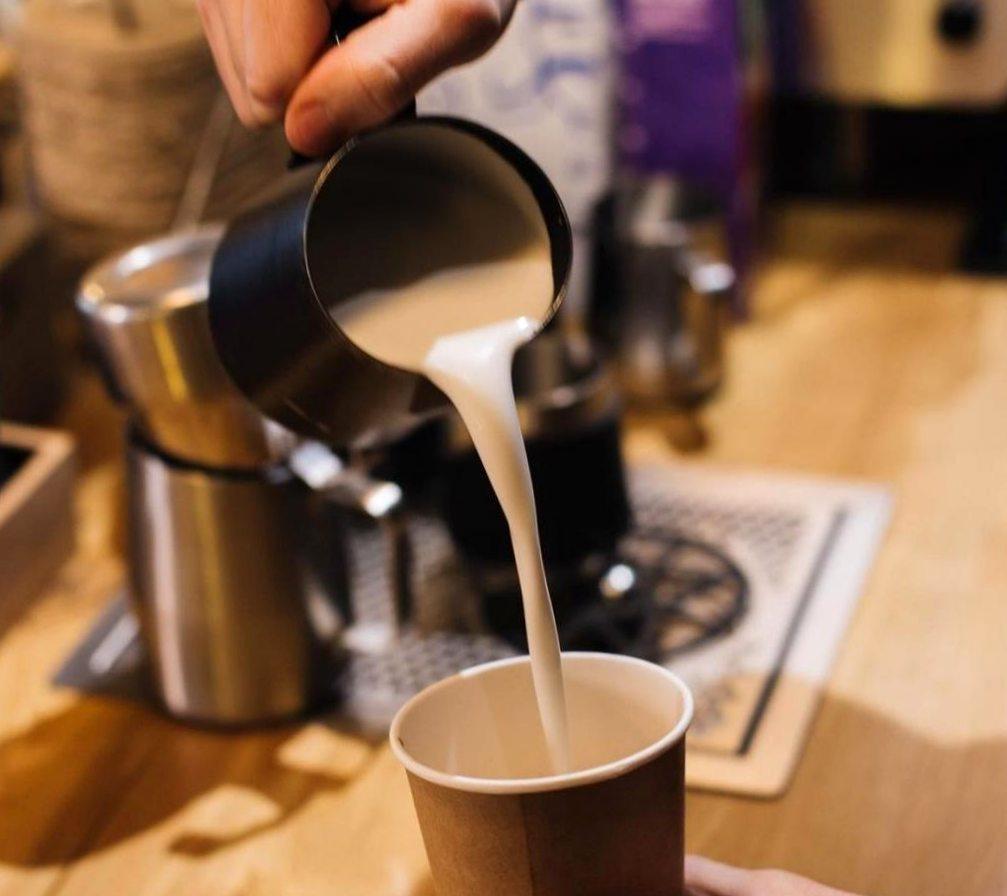 Кофейня в бизнес центре