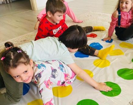 Детский сад на полный день