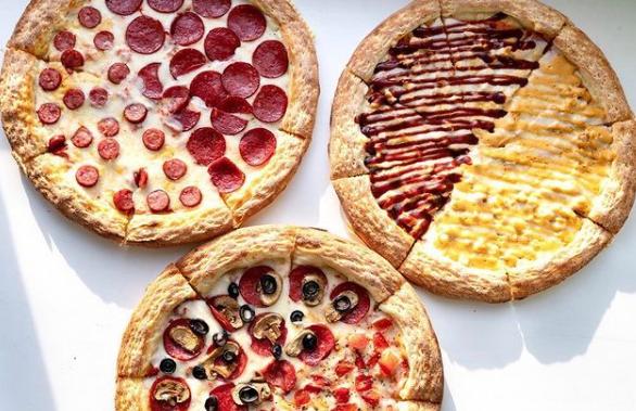 Производство с доставкой суши и пиццы
