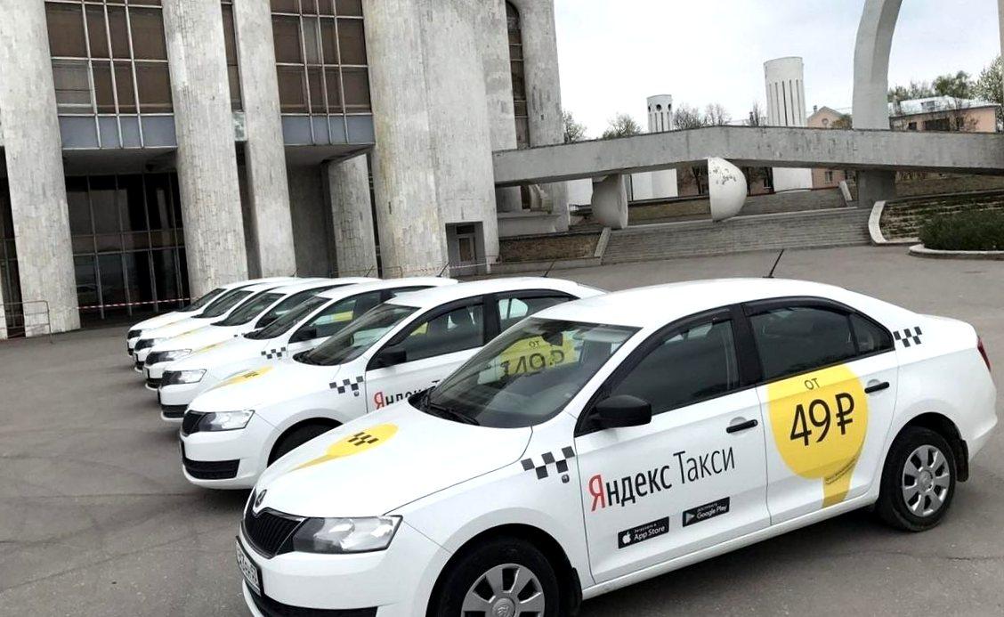 Таксопарк по цене ниже активов