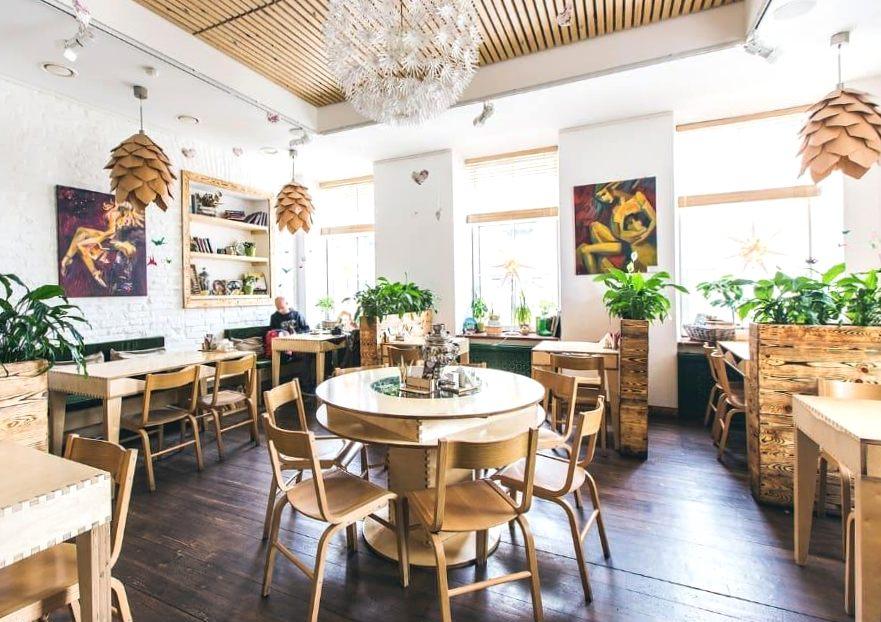 Ресторан в центре с подтвержденной прибылью