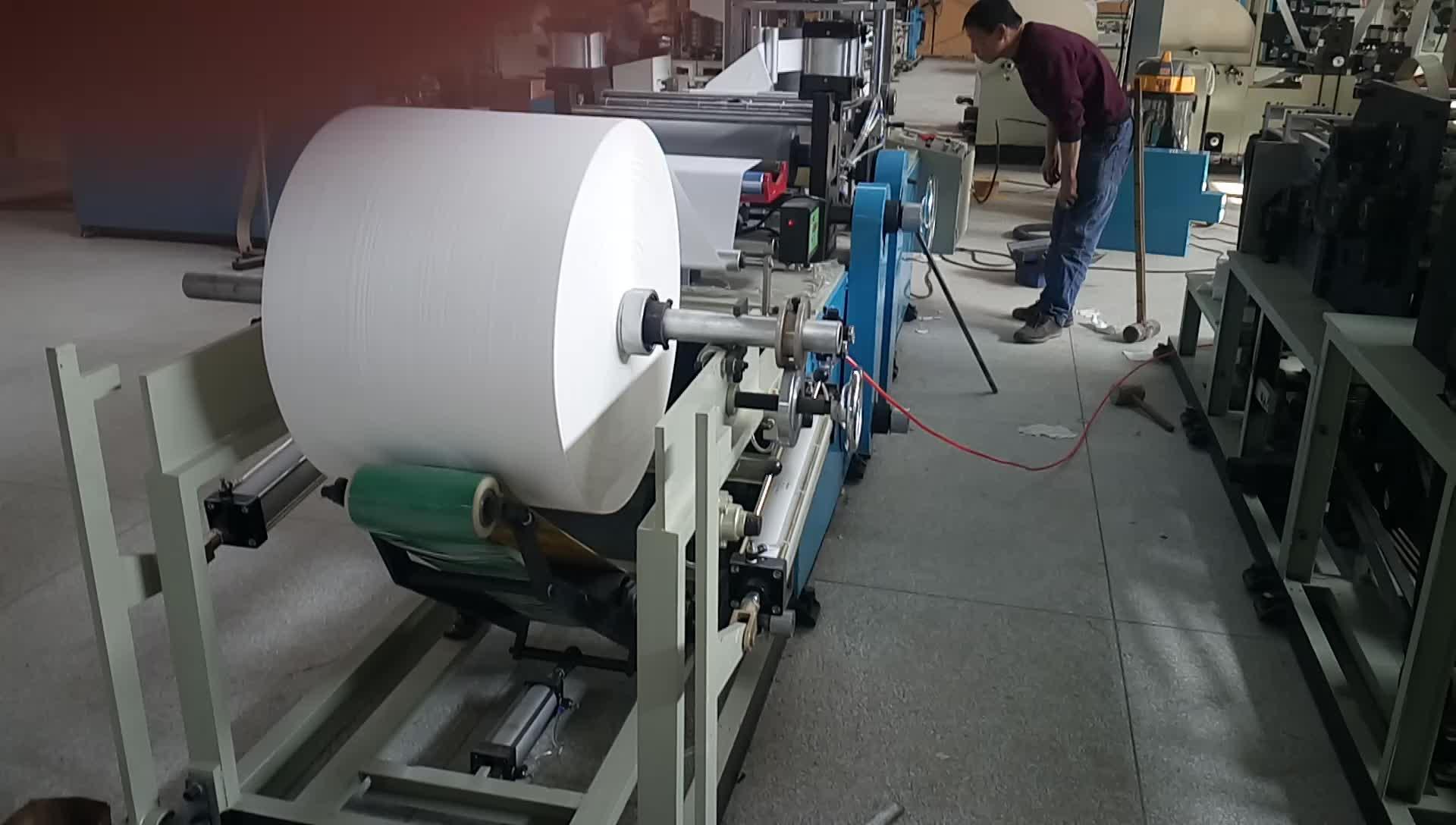 Производство туалетной бумаги и полотенец