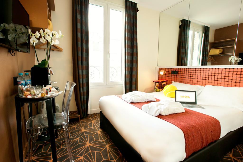 Профессиональный отель - СУ в номерах, высокие рейтинги