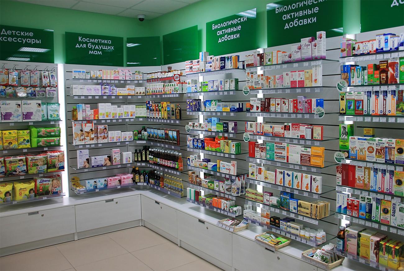 Аптека с бессрочной лицензией