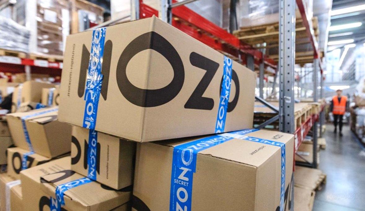 Бизнес на OZON/Пассивный доход