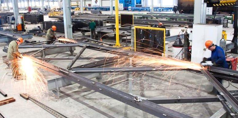 Производство металлоконструкций в черте города