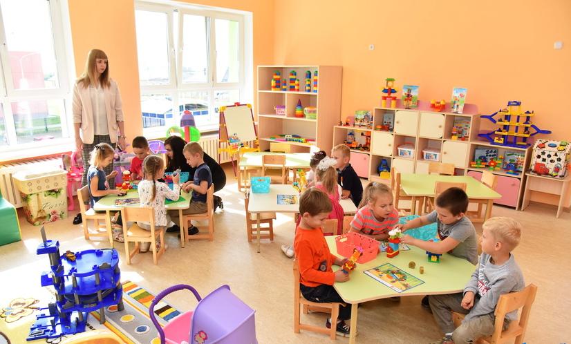 Два частных детских центра