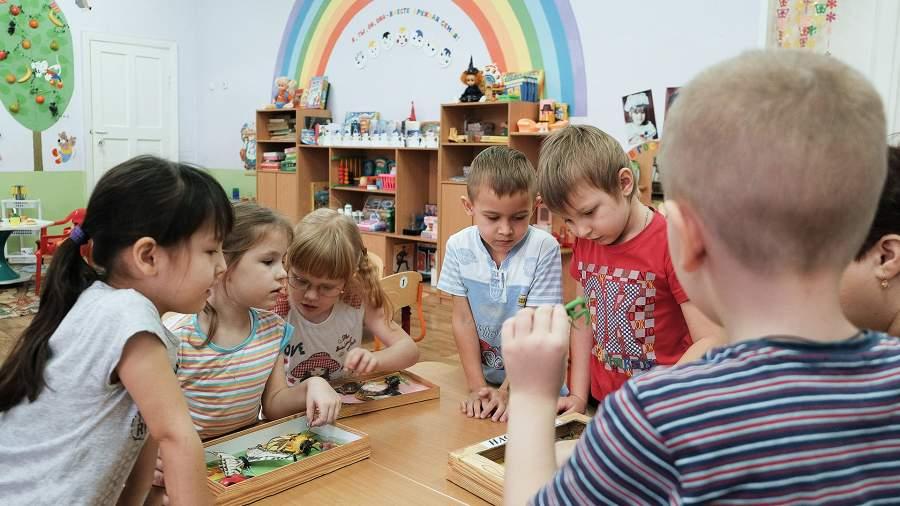 Детский центр в Невском Районе