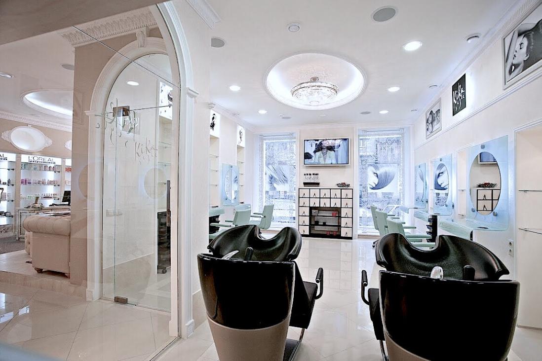 10 летняя сеть салонов красоты, 300 тыс. прибыль