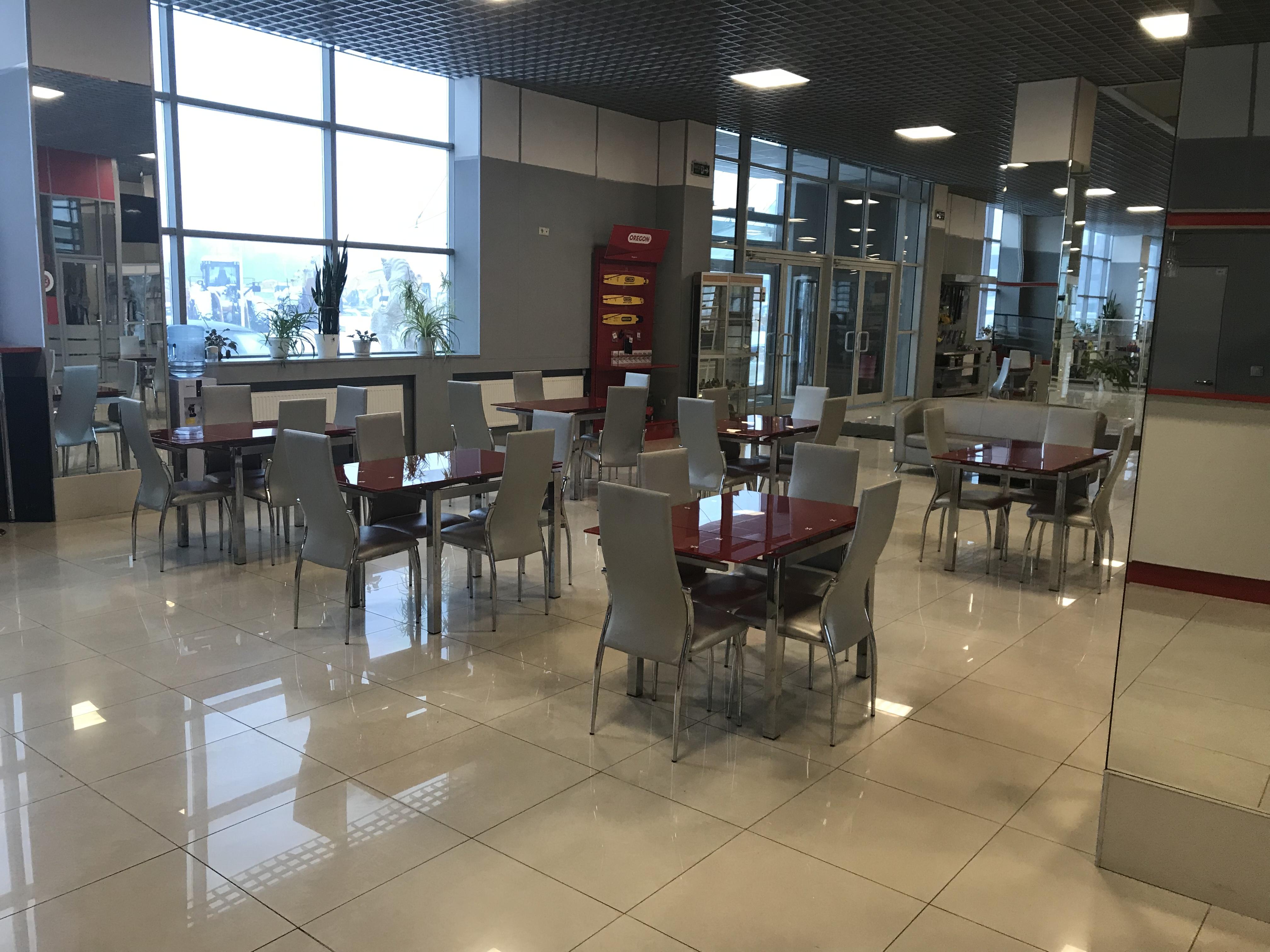 Столовая в Бизнес центре